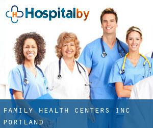Family Health Centers, Inc. (Portland)