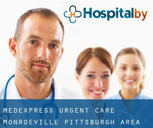 MedExpress Urgent Care - Monroeville - Pittsburgh Area (Oak Hill)