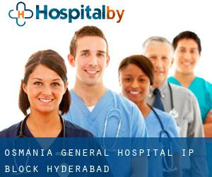 Osmania General Hospital IP Block (Hyderabad)