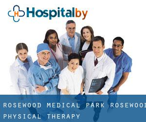 Rosewood Medical Park: Rosewood Physical Therapy